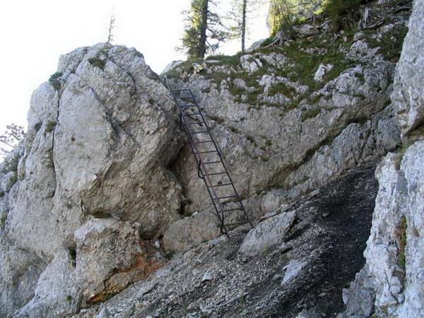 Klettersteig Rax : Klettersteig beschreibung camillo kronich