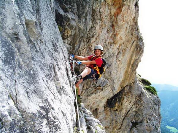 Klettersteig Rax : Klettersteig beschreibung hans von haid