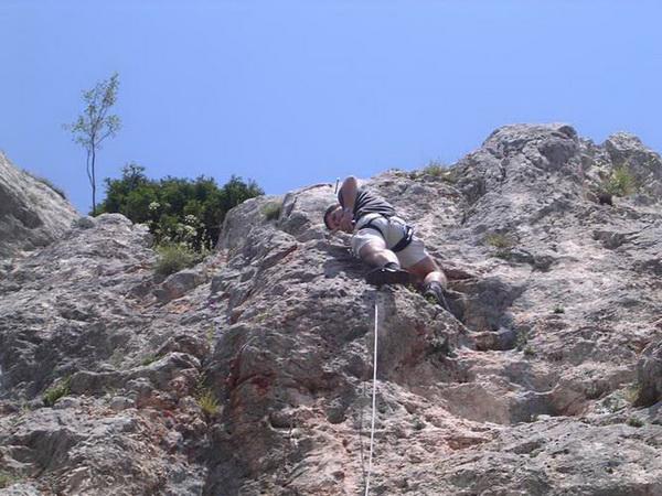 Hohe Wand Klettersteig : Hegyvilág online klettersteig htl steig