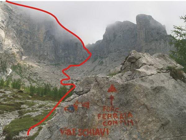 Klettersteig Kärnten : Klettersteig beschreibung enrico