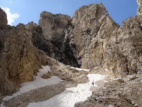 Klettersteig Pisciadu : Klettersteig beschreibung val setus