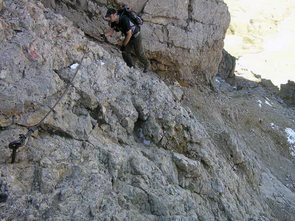 Klettersteig Magnifici Quattro : Klettersteig.de klettersteig beschreibung maximilianweg