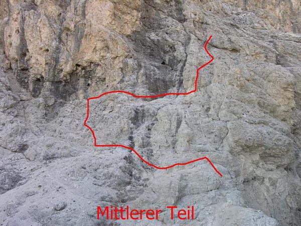 Klettersteig Magnifici Quattro : Klettersteig.de klettersteig beschreibung kesselkogel ostanstieg