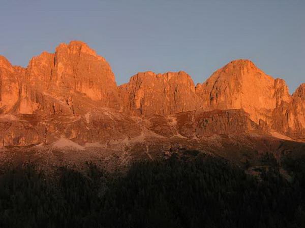 Klettersteig Magnifici Quattro : Rotwand klettersteig