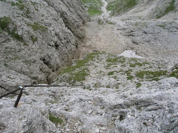 Klettersteig Magnifici Quattro : Klettersteig.de klettersteig beschreibung sentiero attrezzato