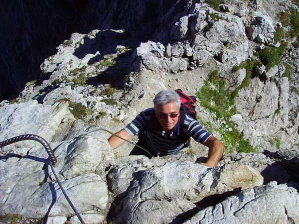 Klettersteig Mindelheimer : Klettersteig beschreibung mindelheimer