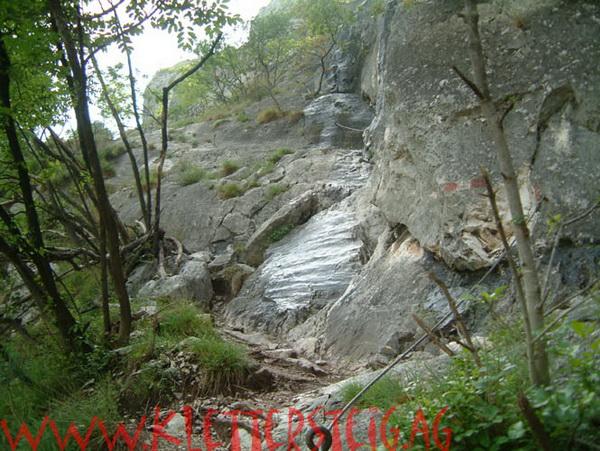 Klettersteig Colodri : Klettersteig colodri bild von via ferrata del arco
