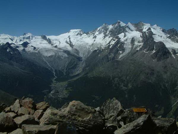 Klettersteig Jägihorn : Klettersteig beschreibung panorama
