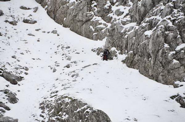 Klettersteig Tajakante : Klettersteig beschreibung tajakante